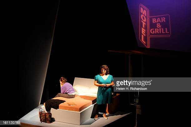 The part of Olivia the daughter is played by Ana Nogueira and the of Beatriz the mother is played by Gabriella Cavallero The upcoming production of...