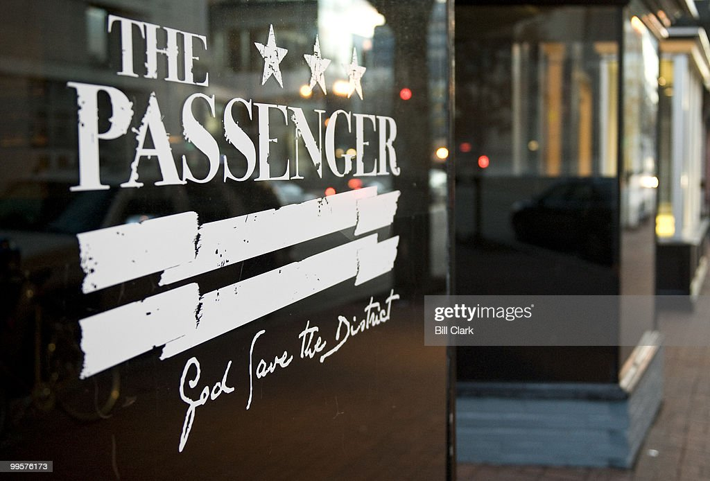 The Passenger bar is across the street from the Washington Convention center.