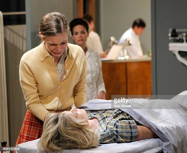"""The past and the future will collide in honor of """"General Hospital""""'s 52nd anniversary on Wednesday, April 1, 2015; The long awaited truth about what..."""