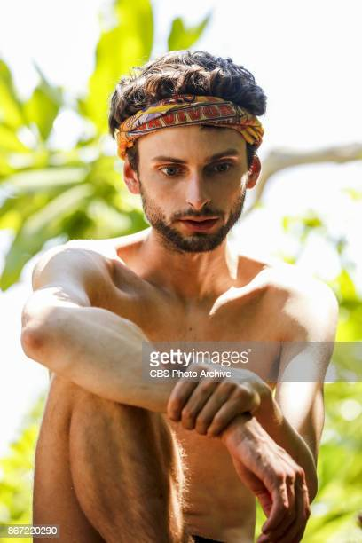 'The Past Will Eat You Alive' Ryan Ulrich on the fifth episode of SURVIVOR 35 themed Heroes vs Healers vs Hustlers airing Wednesday October 25 on the...