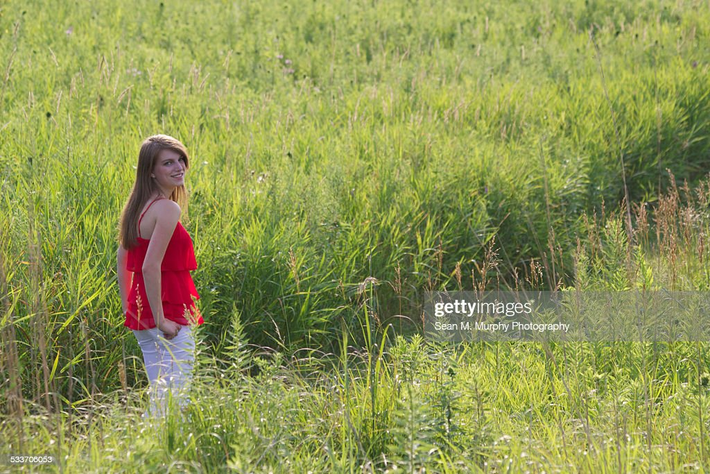 The Path Before You : Foto stock