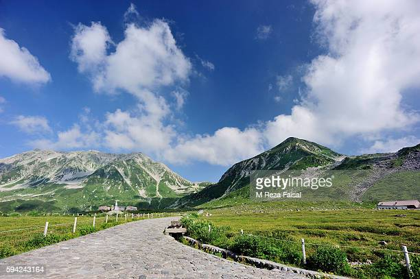 the path to tateyama - chiba prefecture stock pictures, royalty-free photos & images