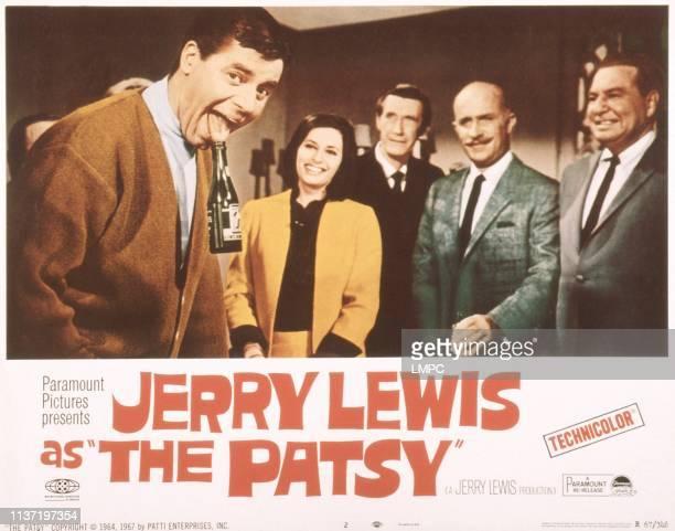 Jerry Lewis Ina Balin John Carradine Keenan Wynn Phil Harris 1964
