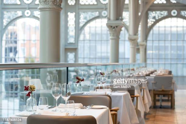The Paul Hamlyn Hall at The Royal Opera House on the 4th December 2019 in London in the United Kingdom The Paul Hamlyn Hall previously known as the...