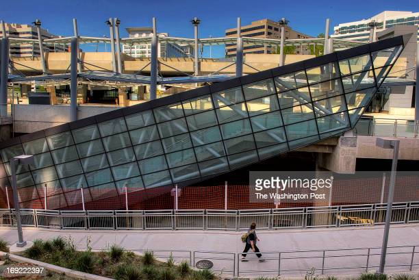 The Paul Sarbanes Transportation Center yet to open on May 2013 in Silver Spring MD