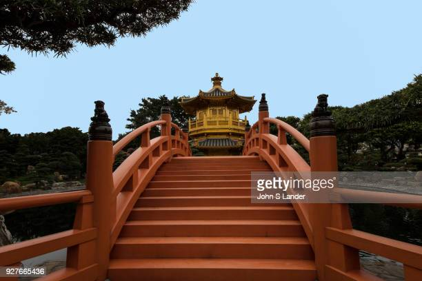 The Pavilion of Absolute Perfection at Nan Lian Garden Hong Kong The Pavilion of Absolute Perfection is situated in the middle of Lotus Pond and an...