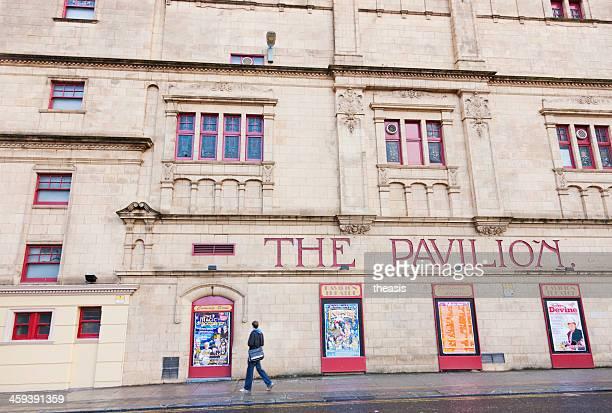 el pavilion teatro, glasgow - theasis photos et images de collection