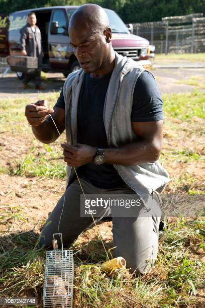 THE BLACKLIST The Pawnbrokers Episode 604 Pictured Hisham Tawfiq as Dembe Zuma