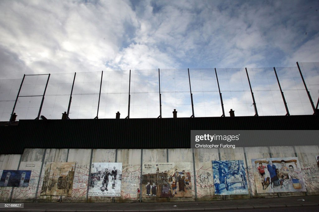 Northern Ireland In The Shadow Of The Peace Process : ニュース写真