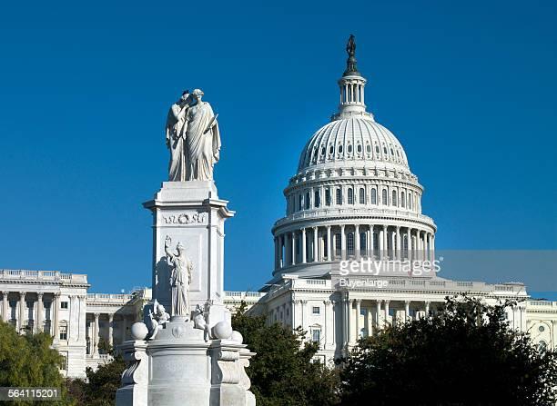 The Peace Monument Washington DC