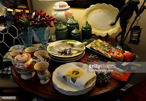 The Peak House store offers elegant and casual dinnerware and ceramics Shopping in Annapolis features lots of stores that offer antiques home...