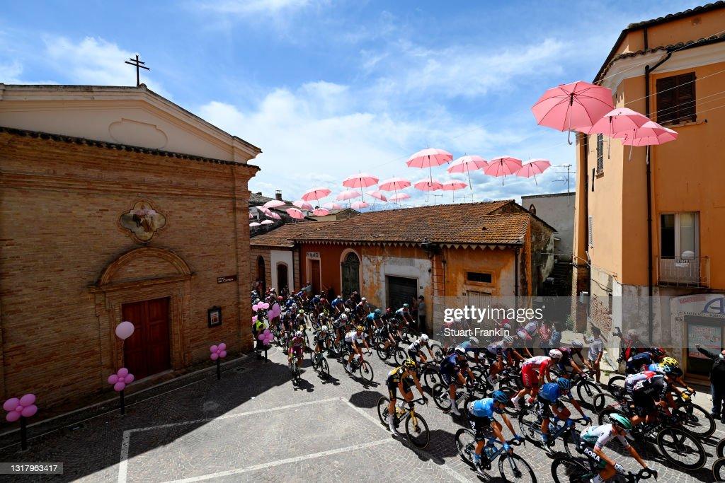 104th Giro d'Italia 2021 - Stage 7 : News Photo