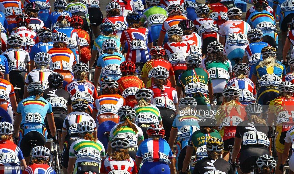 2010 UCI Road World Championships - Day 4 : News Photo