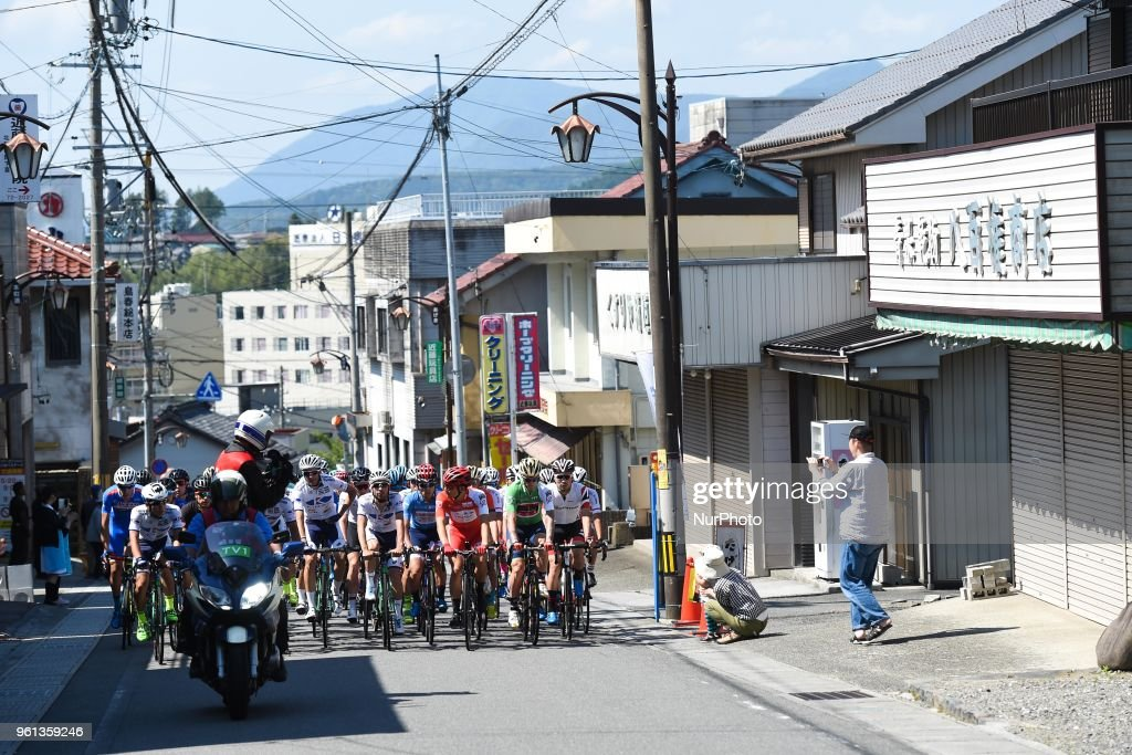 Tour of Japan 2018 - Stage 3