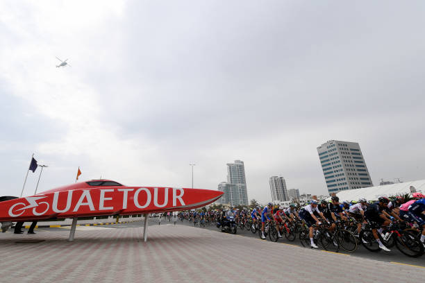 ARE: 3rd UAE Tour 2021 - Stage 5