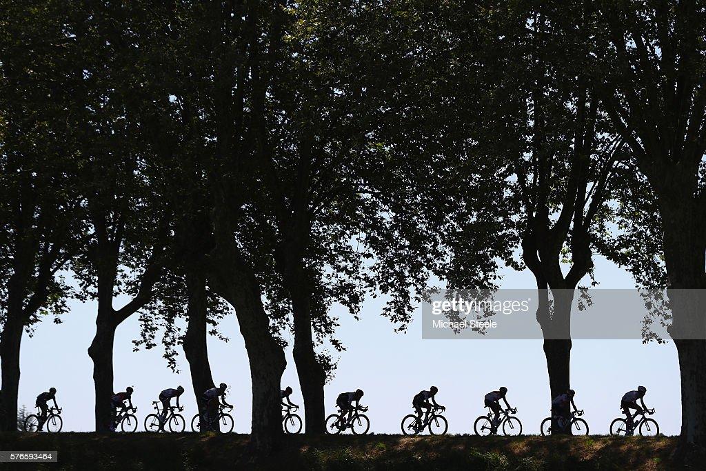 Le Tour de France 2016 - Stage Fourteen : News Photo