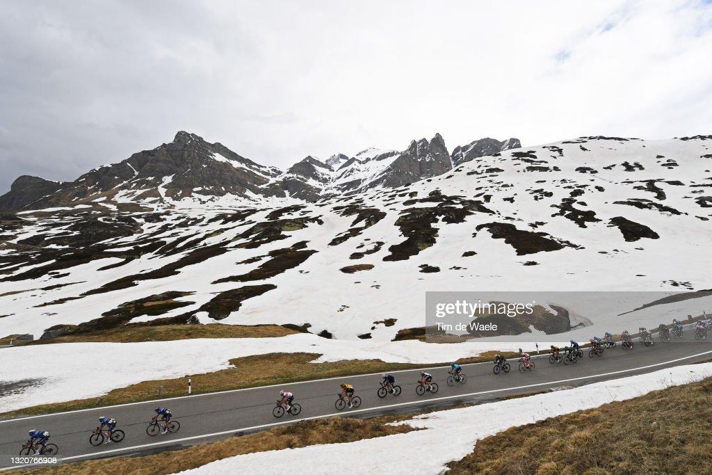 104th Giro d'Italia 2021 - Stage 20 : Foto di attualità