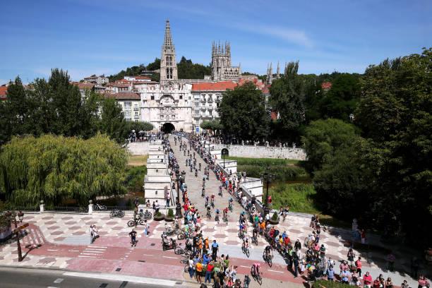ESP: 43rd Vuelta a Burgos 2021- Stage 1