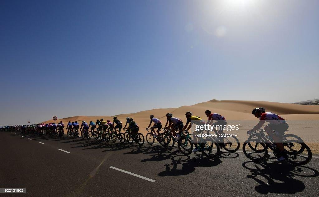 CYCLING-UAE-ABU-DHABI-TOUR : News Photo