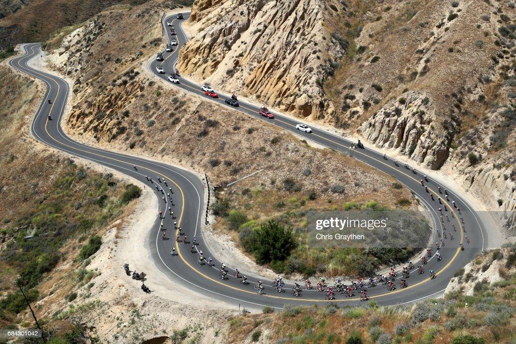 Amgen Tour Of California Stage 4 Mens Santa Barbara To Santa Clarita