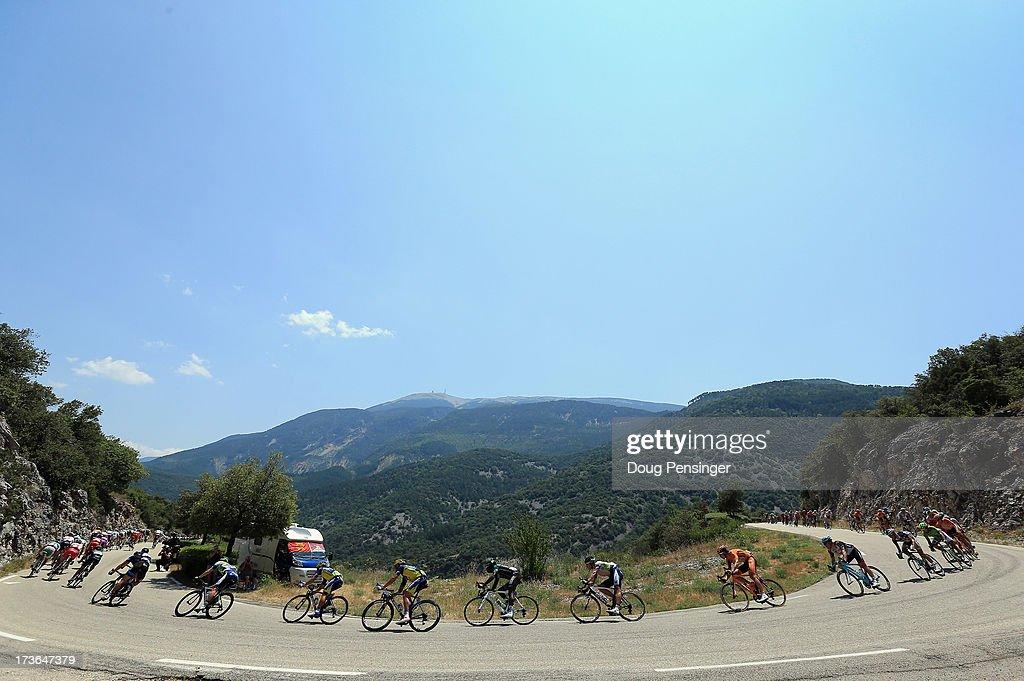 Le Tour de France 2013 - Stage Sixteen : News Photo
