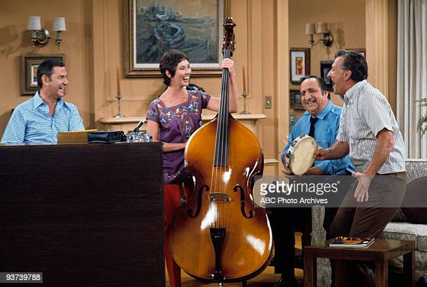 COUPLE The Pen is Mightier Than the Pencil 10/6/72 Tony Randall Elinor Donahue Al Molinaro Jack Klugman