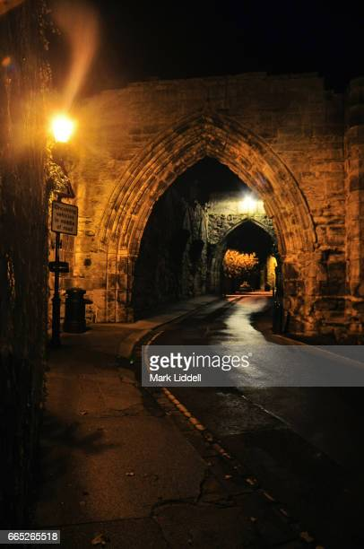 the pends, st andrews, scotland - st. andrews scotland stock pictures, royalty-free photos & images
