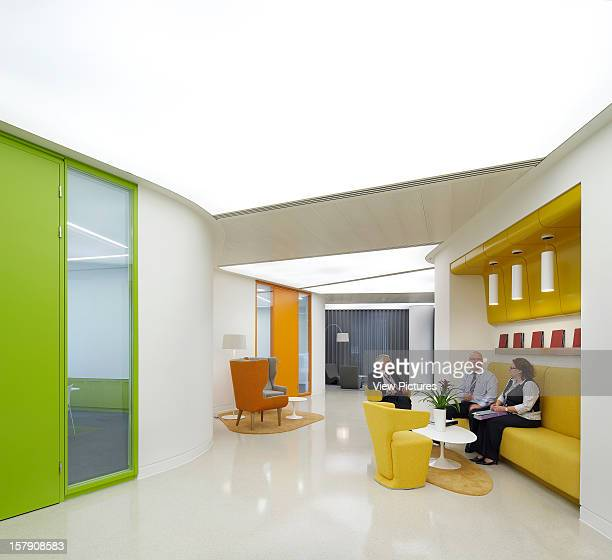 Sr/Sheppard Robson, Manchester Colour-Coded Areas,Office, Architect, .