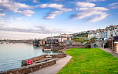 falmouth is town port river fal