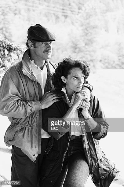 MOVIE The People Across the Lake Pictured Gerald McRaney as Chuck Yoman Valerie Harper as Rachel Yoman
