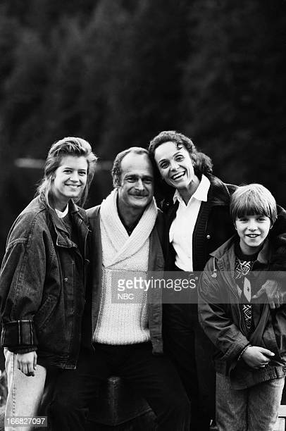 MOVIE 'The People Across the Lake' Pictured Tammy Lauren as Lisa Yoman Gerald McRaney as Chuck Yoman Valerie Harper as Rachel Yoman Gregory Togel as...
