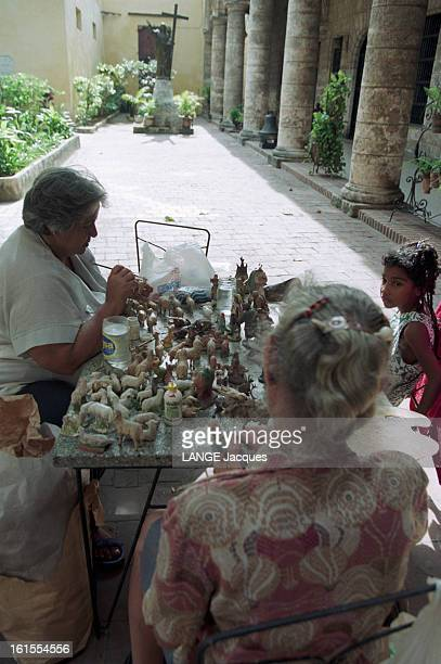 The People Of Cuba Is Authorized To Celebrate Christmas After Nearly 30 Years Of Prohibition A la veille de la venue du Pape dans l'île de la...