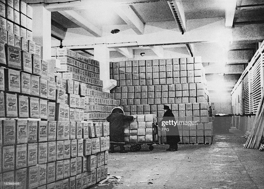 Second Berlin Blockade : News Photo