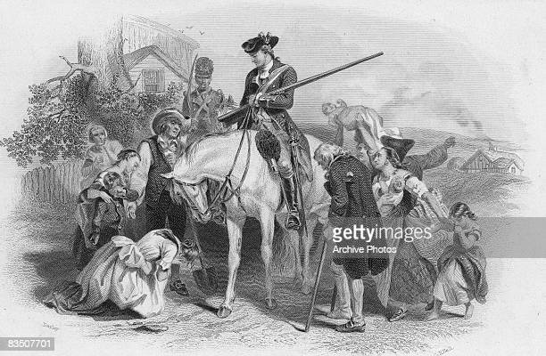 The people of Winchester Virginia appeal to Colonel George Washington for protection against the native population 10th October 1755 As a result...