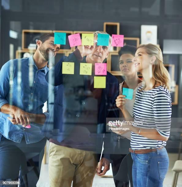 De perfecte mix van mensen voor een productieve brainstorm