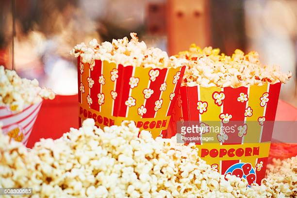the perfect entertainment snack - carnival stock photos and pictures