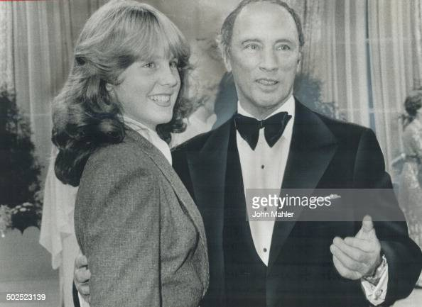 The Perfect Partner Opposition Leader Pierre Trudeau Has