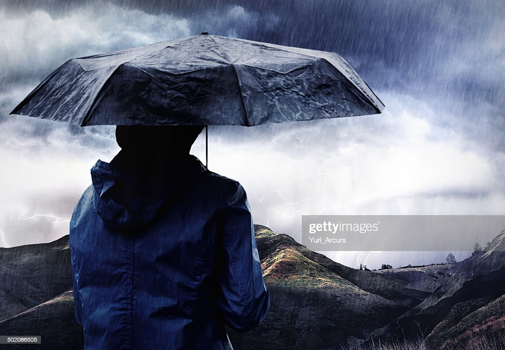 The perfect storm... : Stock Photo
