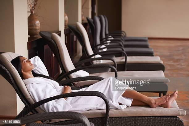 Die perfekte Art zu entspannen