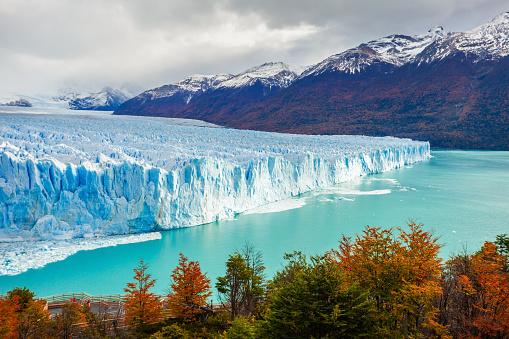 The Perito Moreno Glacier 610953912