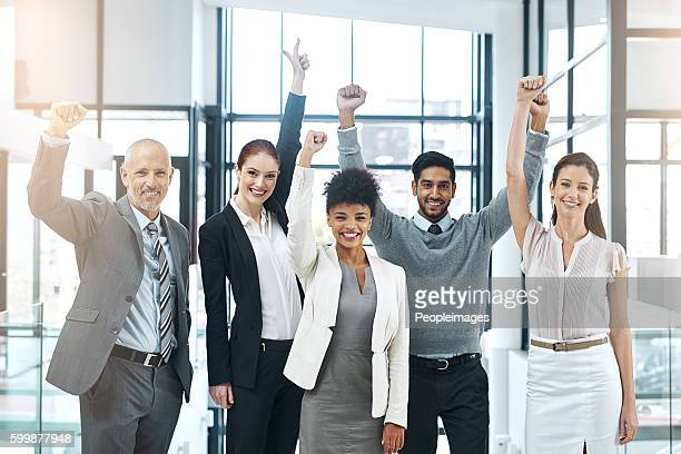 The persistent team is a profitable team