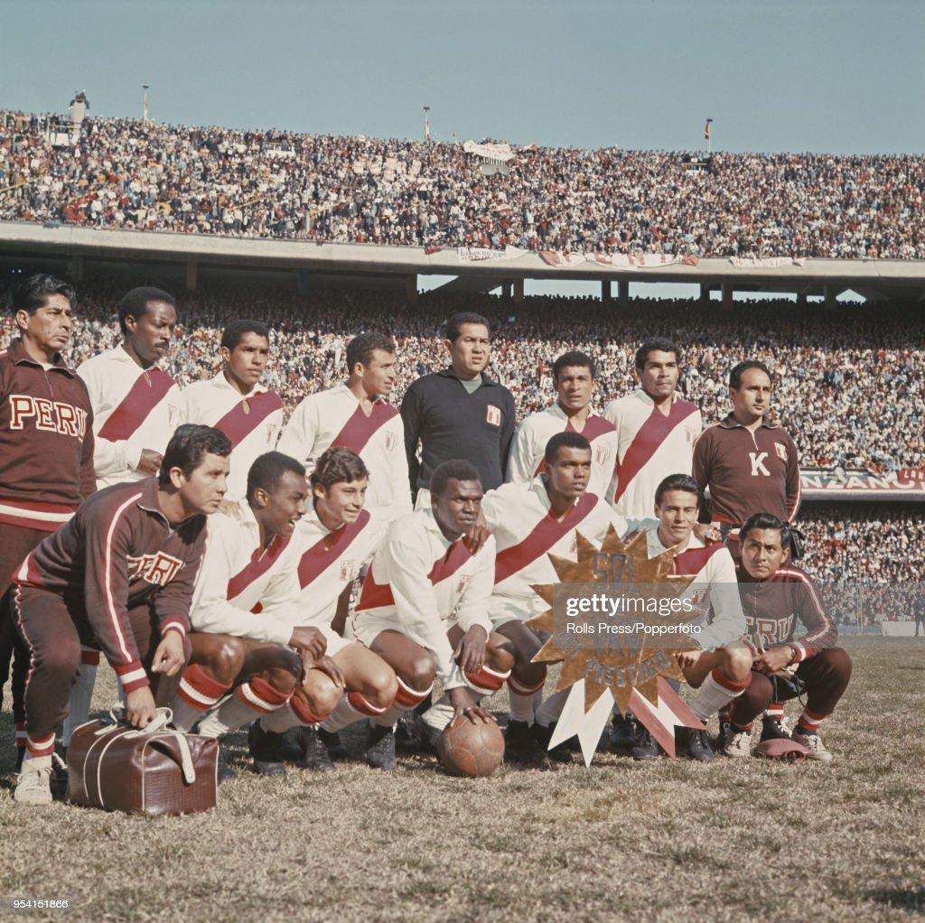 Peru National Team : News Photo