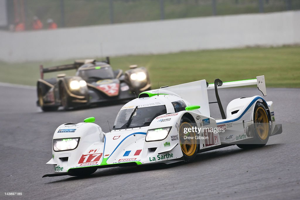 2012 FIA World Endurance Championship - 6 Hours of Spa Francorchamps