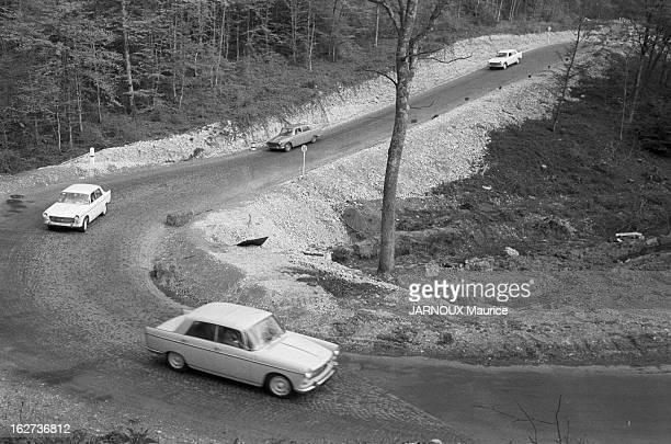 The Peugeot 404