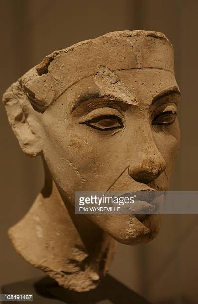 The Pharaohs in the City of the Doges in Venice Palazzo Grassi houses The Pharaohs a big exhibition about the Godrulers of the Ancient Egypt Head of...