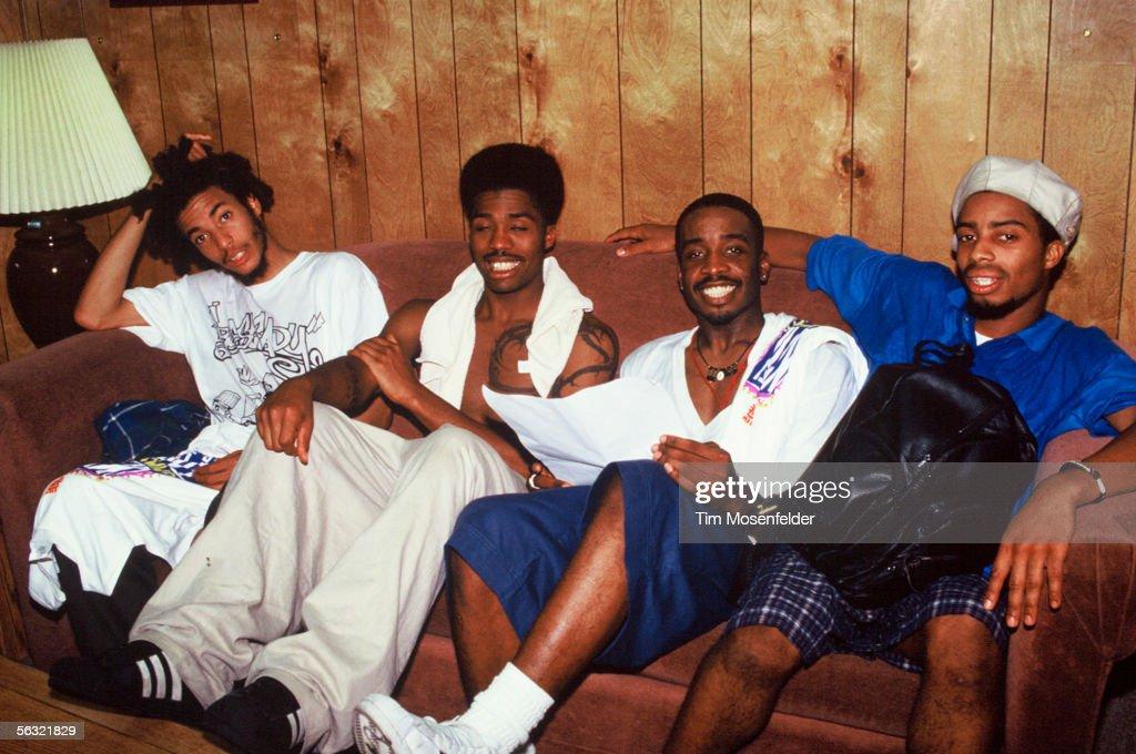 KMEL Summer Jam 1993 - Mountain View CA : Nachrichtenfoto