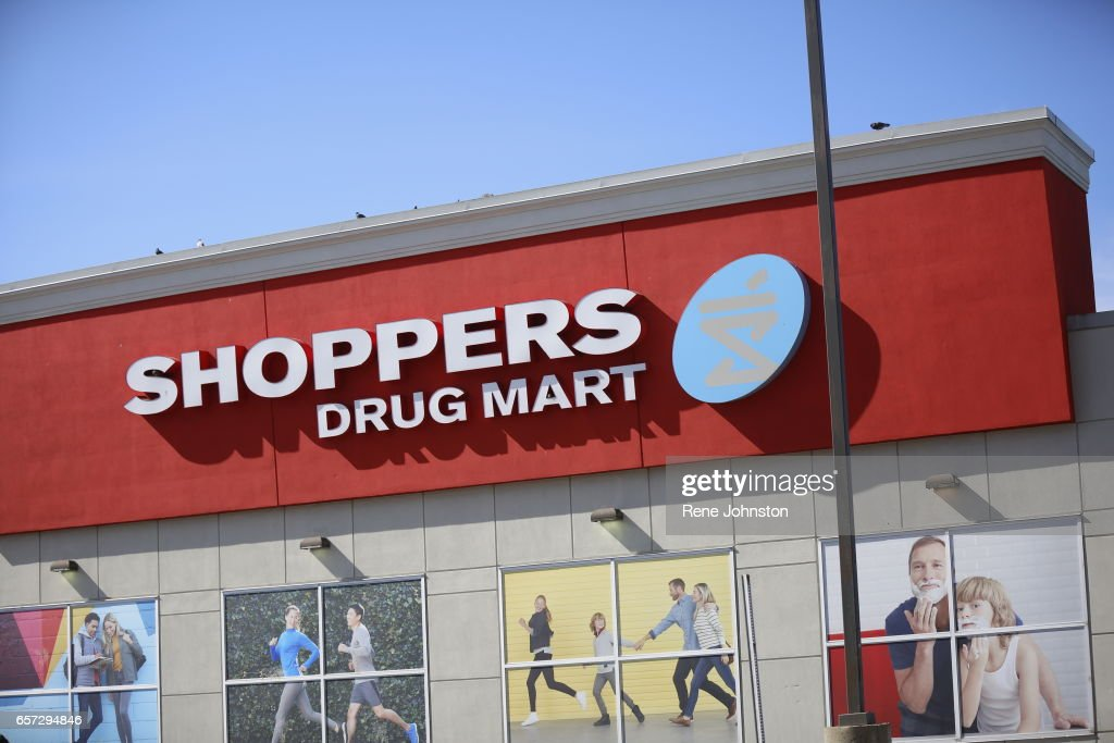 The pharmacy retail chain, Shoppers Drug Mart, says the