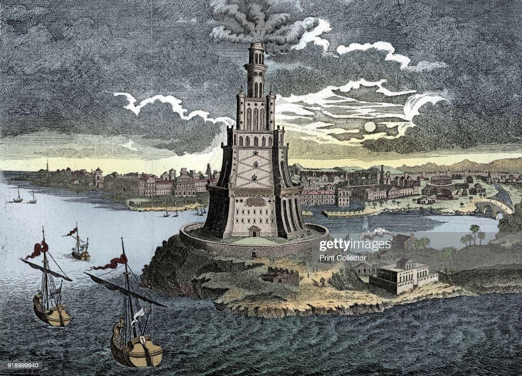 The Pharos Of Alexandria : ニュース写真