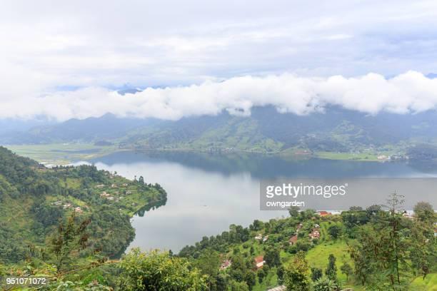 The Phewa Lake