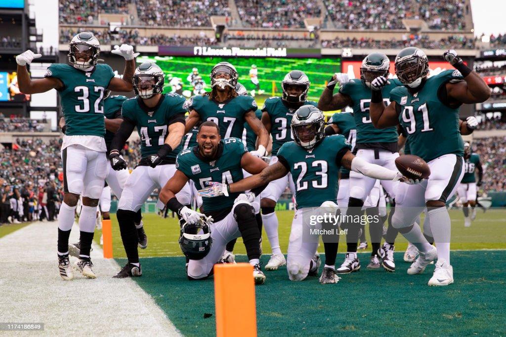 New York Jets v Philadelphia Eagles : ニュース写真